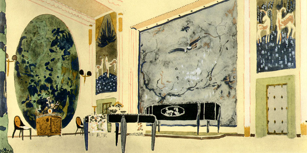 Ruhlmann about the master art deco furniture designer - Information about furniture and interior design ...
